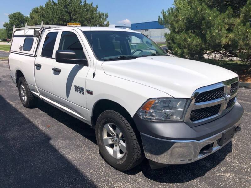 2015 RAM Ram Pickup 1500 for sale at Ryan Motors in Frankfort IL
