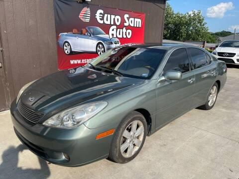 2005 Lexus ES 330 for sale at Euro Auto in Overland Park KS