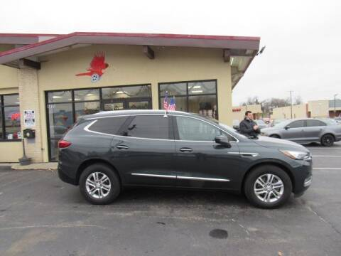 2018 Buick Enclave for sale at Cardinal Motors in Fairfield OH