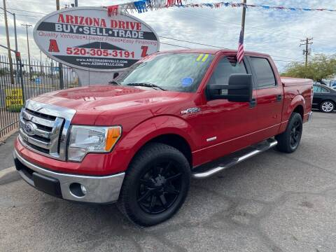 2011 Ford F-150 for sale at Arizona Drive LLC in Tucson AZ