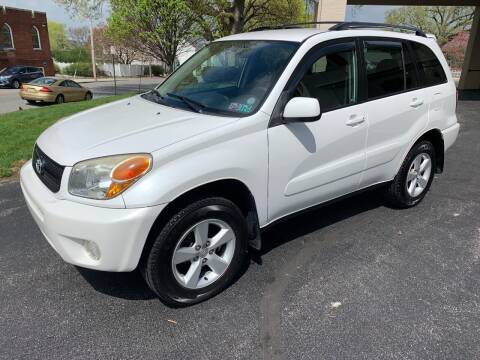 2004 Toyota RAV4 for sale at On The Circuit Cars & Trucks in York PA