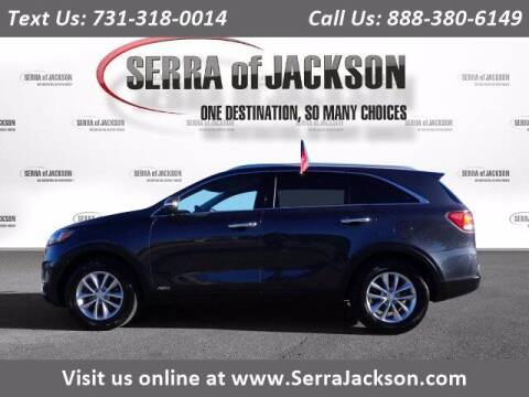 2018 Kia Sorento for sale at Serra Of Jackson in Jackson TN