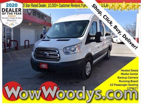 2017 Ford Transit Passenger for sale at WOODY'S AUTOMOTIVE GROUP in Chillicothe MO