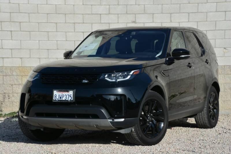 2017 Land Rover Discovery for sale at Milpas Motors in Santa Barbara CA