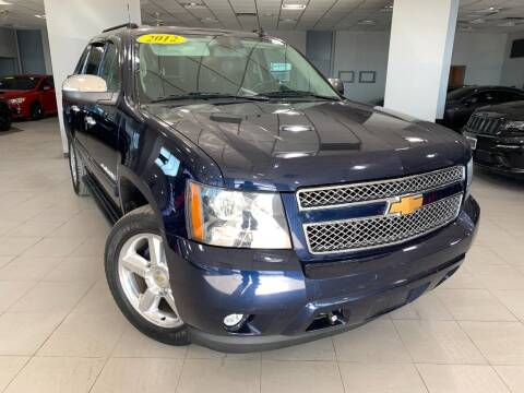 2012 Chevrolet Avalanche for sale at Auto Mall of Springfield in Springfield IL