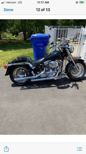 2006 Harley-Davidson FISTI for sale at ENFIELD STREET AUTO SALES in Enfield CT