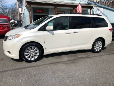 2011 Toyota Sienna for sale at Elite Auto Sales Inc in Front Royal VA