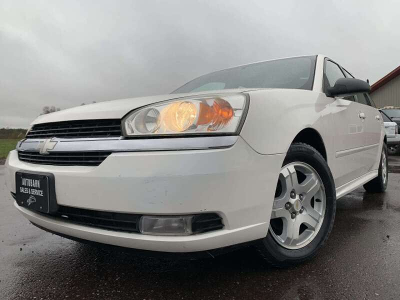2005 Chevrolet Malibu Maxx for sale at Autobahn Sales And Service LLC in Hermantown MN