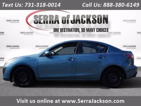 2011 Mazda MAZDA3 for sale at Serra Of Jackson in Jackson TN