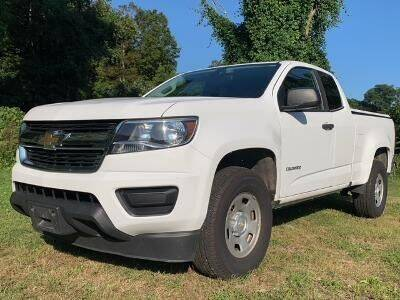 2019 Chevrolet Colorado for sale at Worthington Air Automotive Inc in Williamsburg MA