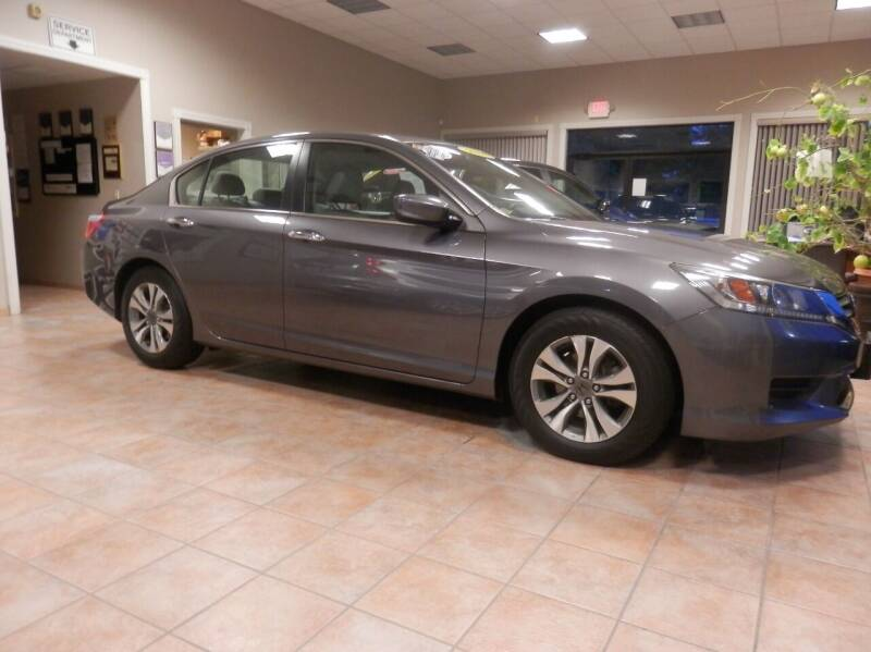 2014 Honda Accord for sale at ABSOLUTE AUTO CENTER in Berlin CT