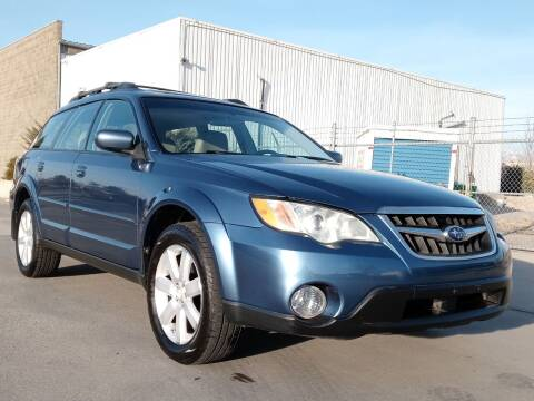 2009 Subaru Outback for sale at AUTOMOTIVE SOLUTIONS in Salt Lake City UT