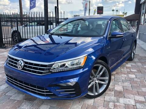 2017 Volkswagen Passat for sale at Unique Motors of Tampa in Tampa FL
