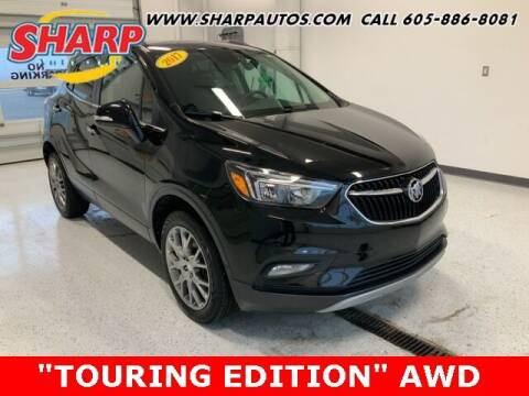 2017 Buick Encore for sale at Sharp Automotive in Watertown SD