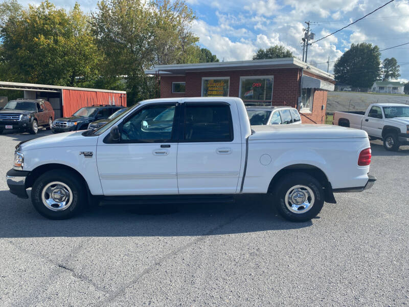 2003 Ford F-150 for sale at Lewis Used Cars in Elizabethton TN