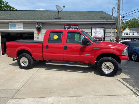 2007 Ford F-250 Super Duty for sale at Grey Horse Motors in Hamilton OH