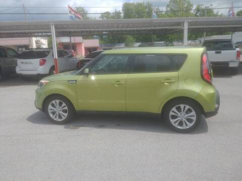 2014 Kia Soul for sale at Lewis Used Cars in Elizabethton TN