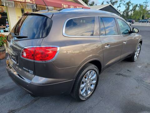 2011 Buick Enclave for sale at ANYTHING ON WHEELS INC in Deland FL