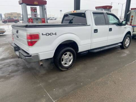 2013 Ford F-150 for sale at Hill Motors in Ortonville MN