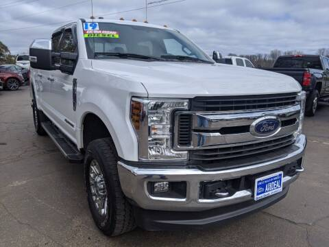 2019 Ford F-250 Super Duty for sale at GREAT DEALS ON WHEELS in Michigan City IN