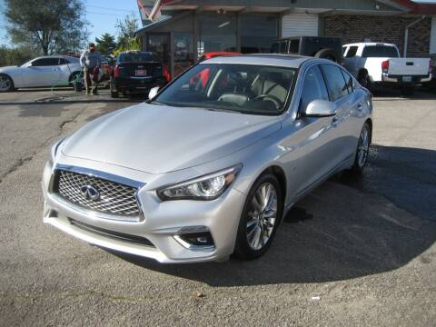 2019 Infiniti Q50 for sale at Import Auto Connection in Nashville TN