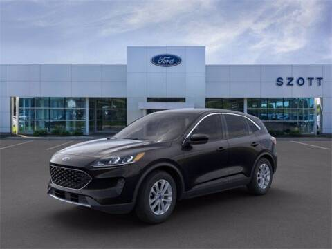2020 Ford Escape for sale at Szott Ford in Holly MI