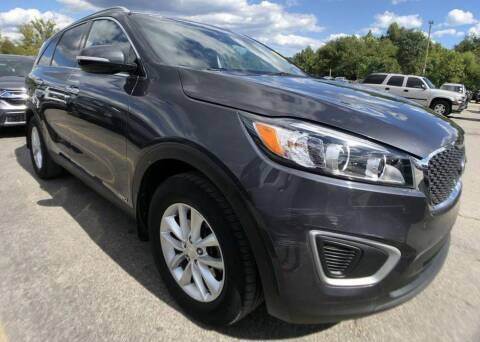 2016 Kia Sorento for sale at Rayyan Auto Sales LLC in Lexington KY