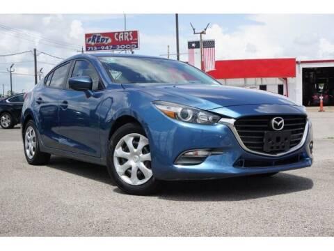 2018 Mazda MAZDA3 for sale at FREDY USED CAR SALES in Houston TX
