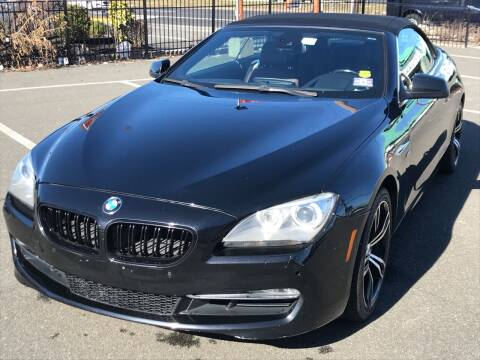 2012 BMW 6 Series for sale at MAGIC AUTO SALES in Little Ferry NJ