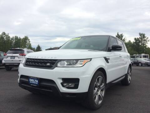 2015 Land Rover Range Rover Sport for sale at Delta Car Connection LLC in Anchorage AK