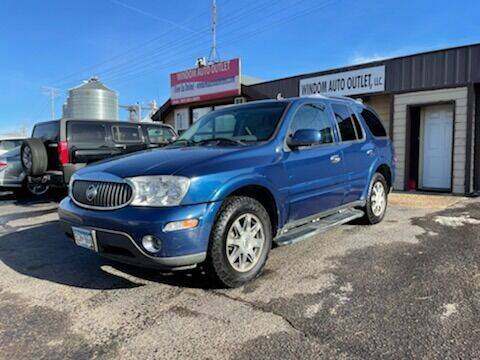 2006 Buick Rainier for sale at WINDOM AUTO OUTLET LLC in Windom MN