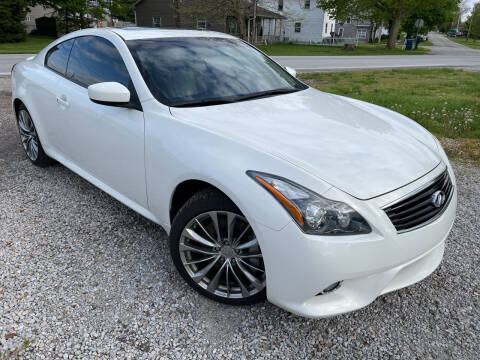 2013 Infiniti G37 Coupe for sale at Tiffin Auto Direct in Republic OH