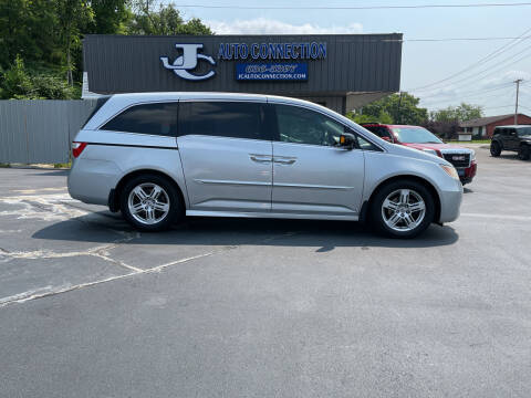 2011 Honda Odyssey for sale at JC AUTO CONNECTION LLC in Jefferson City MO