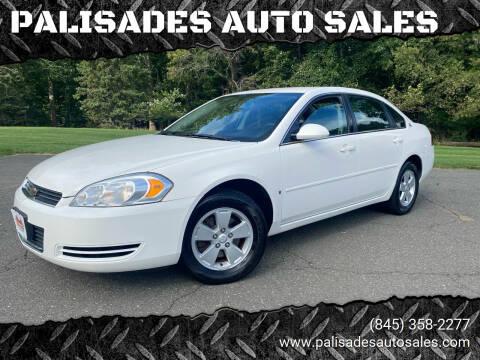 2006 Chevrolet Impala for sale at PALISADES AUTO SALES in Nyack NY