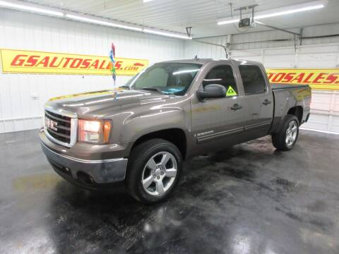 2008 GMC Sierra 1500 for sale at G and S Auto Sales in Ardmore TN