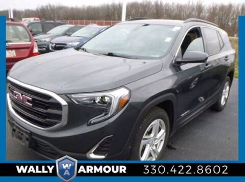 2018 GMC Terrain for sale at Wally Armour Chrysler Dodge Jeep Ram in Alliance OH