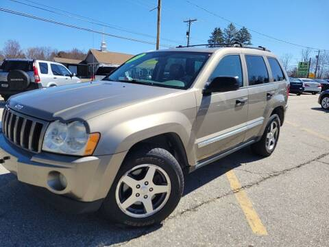 2005 Jeep Grand Cherokee for sale at J's Auto Exchange in Derry NH