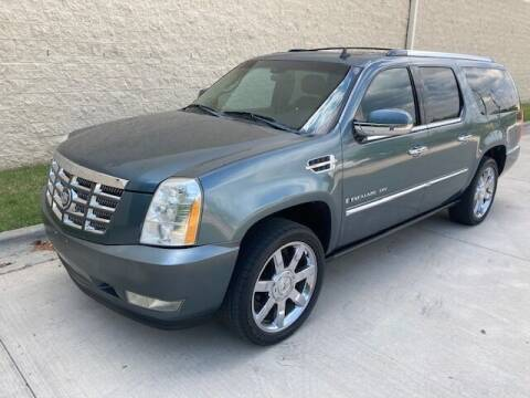 2009 Cadillac Escalade ESV for sale at Raleigh Auto Inc. in Raleigh NC