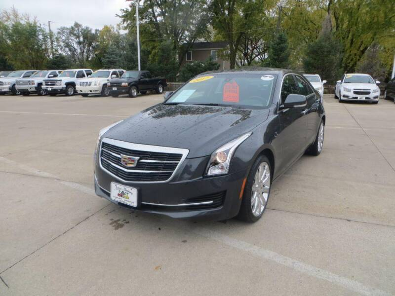 2017 Cadillac ATS for sale at Aztec Motors in Des Moines IA
