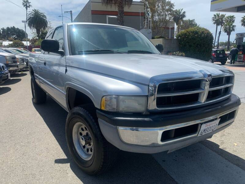 2001 Dodge Ram Pickup 1500 for sale at North County Auto in Oceanside CA