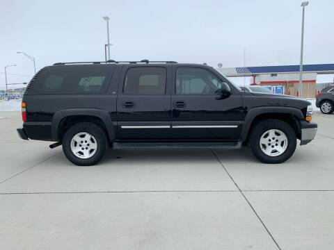 2005 Chevrolet Suburban for sale at Sportline Auto Center in Columbus NE