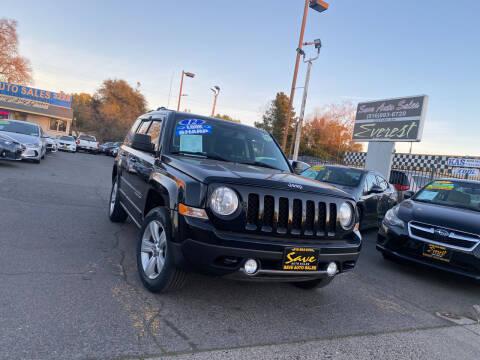 2012 Jeep Patriot for sale at Save Auto Sales in Sacramento CA