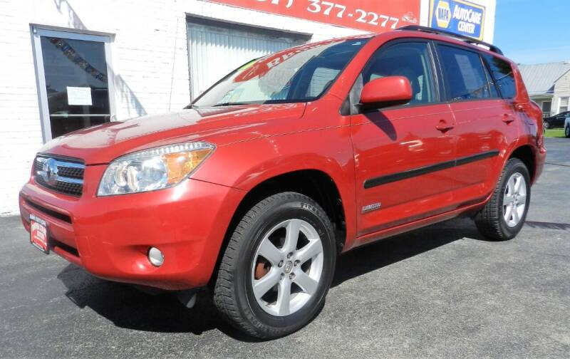 2006 Toyota RAV4 Limited 4dr SUV 4WD - Russellville OH