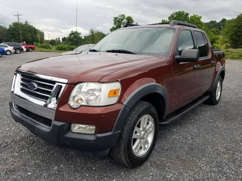 2010 Ford Explorer Sport Trac for sale at Affordable Auto Sales & Service in Berkeley Springs WV