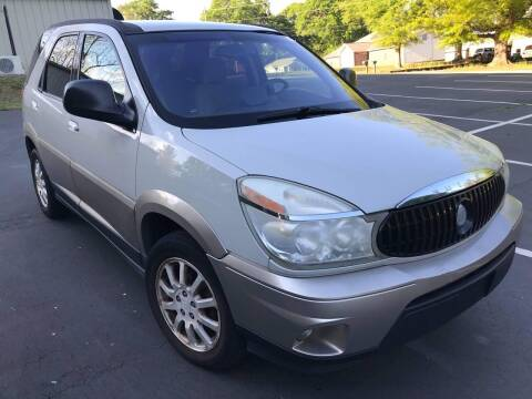 2005 Buick Rendezvous for sale at Happy Days Auto Sales in Piedmont SC