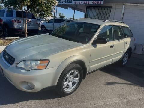 2007 Subaru Outback for sale at Dream Motors in Sacramento CA