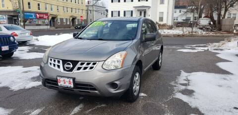 2012 Nissan Rogue for sale at Union Street Auto in Manchester NH
