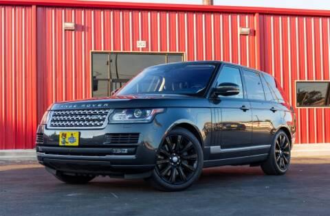 2017 Land Rover Range Rover for sale at Kelley Autoplex in San Antonio TX