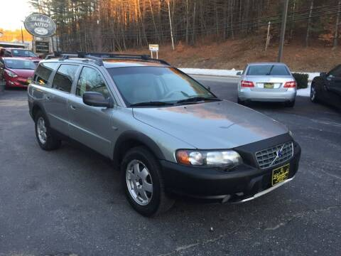 2004 Volvo XC70 for sale at Bladecki Auto in Belmont NH