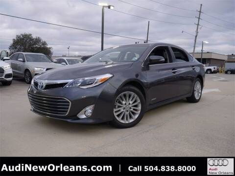 2015 Toyota Avalon Hybrid for sale at Metairie Preowned Superstore in Metairie LA